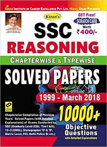 Kiran Reasoning Book