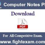 computer notes pdf